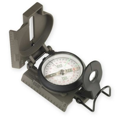 NDuR Lensatic Compass with Metal Case 51500