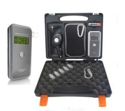 AlcoMate Premium (AL7000) Breathalyzer, FULL Pack--ALS16