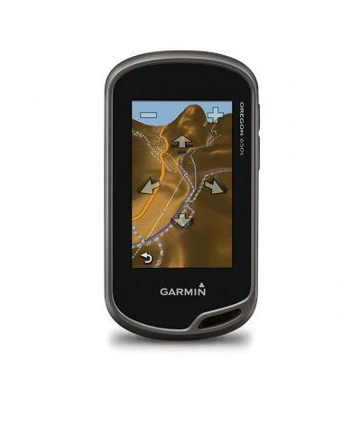 Garmin Oregon 650t 3-Inch Handheld GPS with 8MP Digital Camera w/o maps