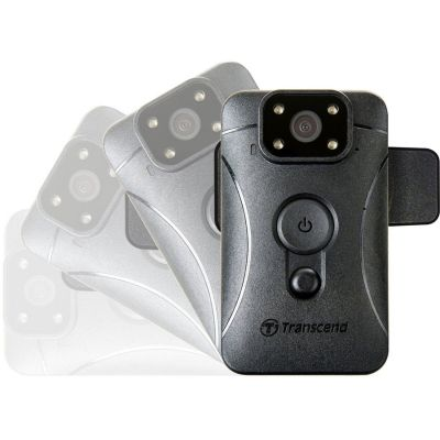 Transcend DrivePro Body 10 1080p HD Video Camera Camcorder