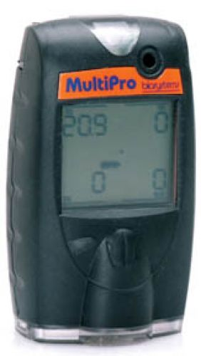 Honeywell Multipro GDTR-B01-MPN4 - Spherian Gas Detector
