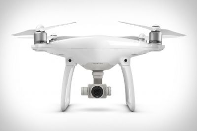 DJI Phantom 4 Quad Copter Drone with HD Video 12MP Camera with GPS Technology