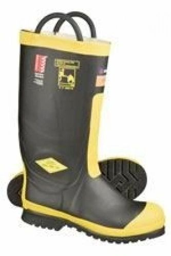 Skellerup Fire Boots (size 5)