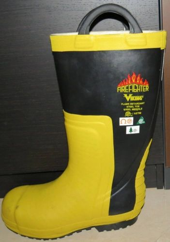 Viking Fire Boots size 6