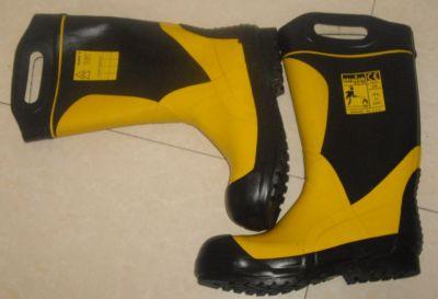 Strazak Fire Boots size 41 (8.5)