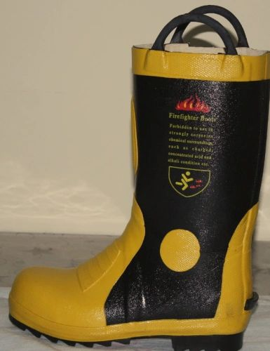 SR China Fire Fighting Boots