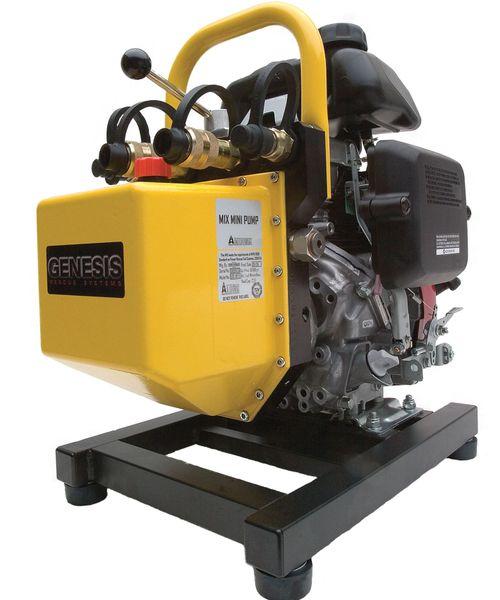 GENESIS RESCUE ART.593.197.5 M1X Mini Pump Honda GAS STANDARD COUPLERS