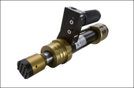 GENESIS RESCUE 31 INCH PUSH-PULL RAM P/N ART.031.900.1 STANDARD COUPLERS EASY PUSH BUTTON VARIABLE CONTROL