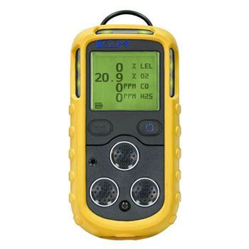 64141STK GMI 3M SCOTT Gas Detector PS200 4-Gas LEL/O2/H2S/CO Pumped