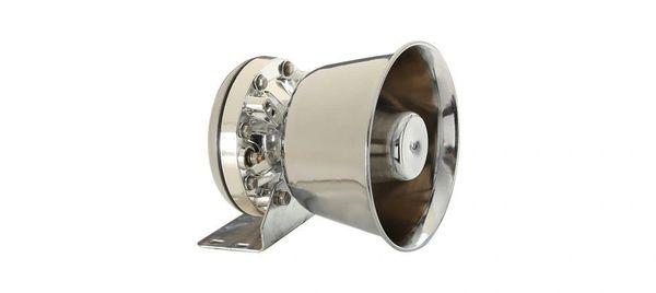 HP-1110K Nickel Plated Neodymium Speaker (100W), 12/24V