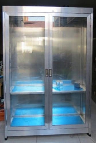 Fire Equipment Cabinet (Aluminum)