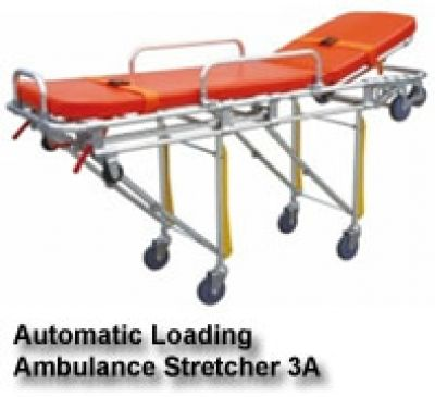 Automatic Loading Ambulance Stretcher 3A2