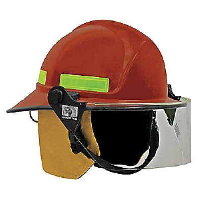 Pacific Fire Helmet F3C Red