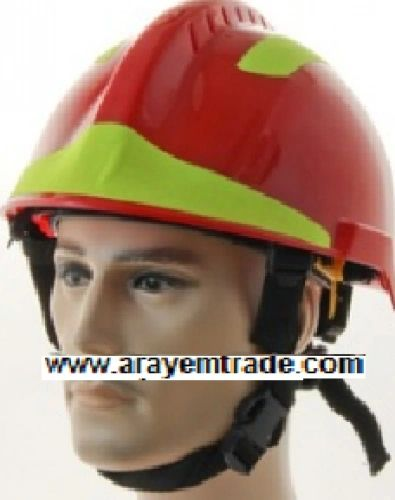 SJSP Rescue Helmet Red