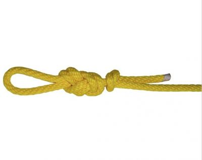 PMI PR63001 YELLOW Economy Polypropylene Water Rope - Yellow 10MMX200 Meters