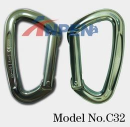 C32 Assistant No-Locking Carabiner