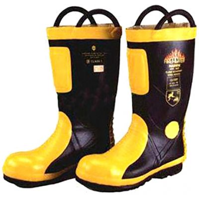 Harvik 9687L Fire Fighting Boots 48 (15)