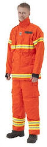QD Fire Suit ORANGE XL Large