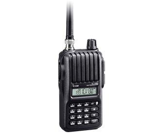 ICOM IC-V80 TWO WAY RADIO VHF C/W BP-265 (1850mAh) LI-ION & Charger