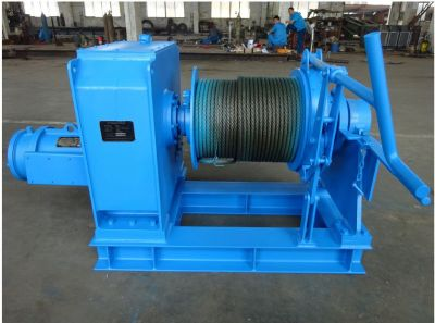 2T Electric Mooring Winch