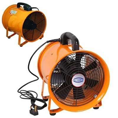 YUHO ELECTRIC AXIAL FAN SHT-60 24