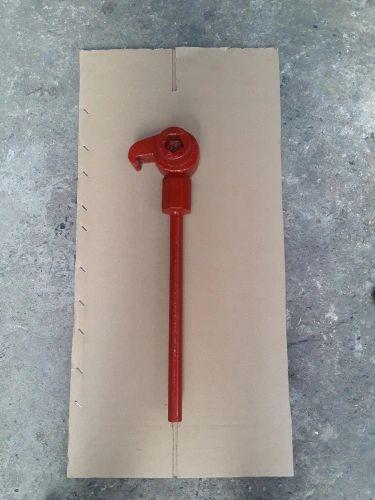 Hydrant key
