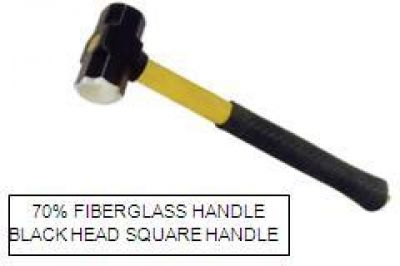 Sledge Hammer 14lbs Fiber Glass handle