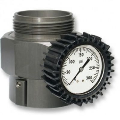 Inline Gauge Calibrated