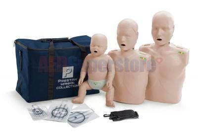 Prestan CPR Manikin (Collection) Medium Skin