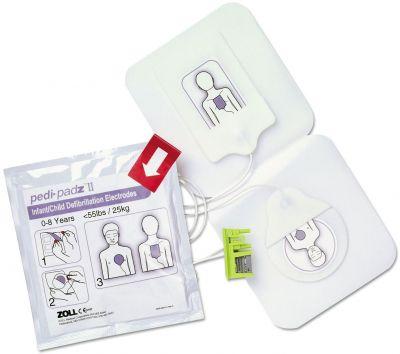 ZOLL Pedi-padz II Defibrillator Pads