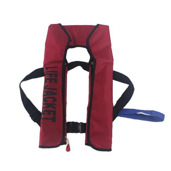 Inflatable Life Jacket Manual