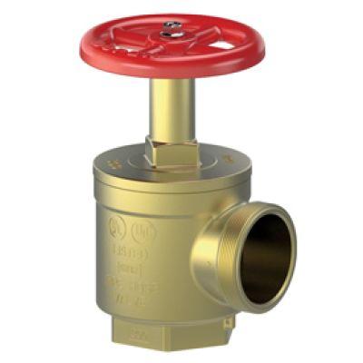 "GIACOMINI A56 ANGLE HOSE valve 2.5""NPTFX2.5""NSTM HOSE VALVE ANGLE VALVE HYDRANT VAVLE"