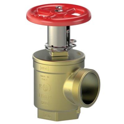 "GIACOMINI A156 Pressure restricting valve 2.5""NPTFX2.5""NSTM HOSE VALVE ANGLE VALVE HYDRANT VAVLE"