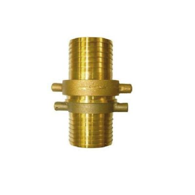 "Suction Hose Couplings Size 2.5"" NST Female and Male Threads"