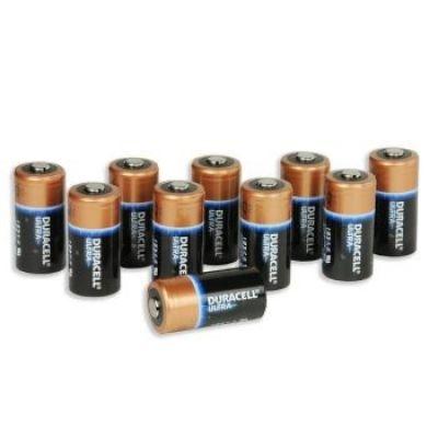 Duracell Ultra Littium Battery