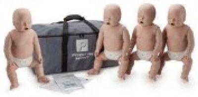Prestan 4-Pack CPR Manikin (Infant)