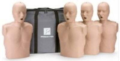 Prestan 4-Pack CPR Manikin (Adult)