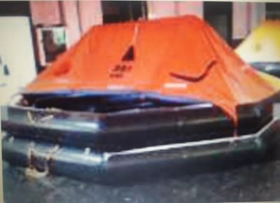 Liferaft Solas A 25 Persons