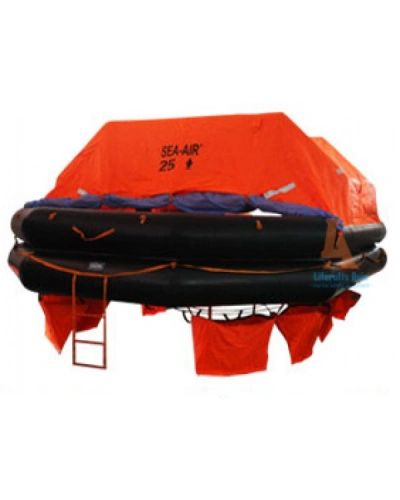Throw-overoard Inflatable Liferaft DYA-ATOB-25