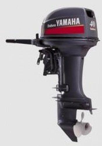 Yamaha Outboard Motor 40 HP (2-stroke)