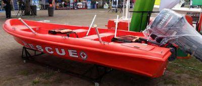 Rescue Boat w/o Outboard Motor