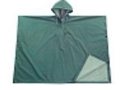 Spartan Poncho Raincoat (PVC)