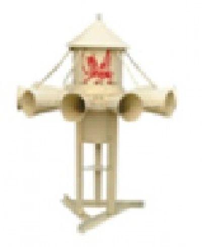 Large Electromechanical siren LK-STH10A 380 V 60 HZ 3 PHASE