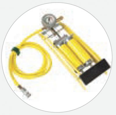 SAVATECH Foot pump 8 bar 538320