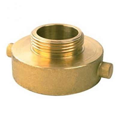 Brass Adaptor Reducer 2.5FNSTX1.5MNST