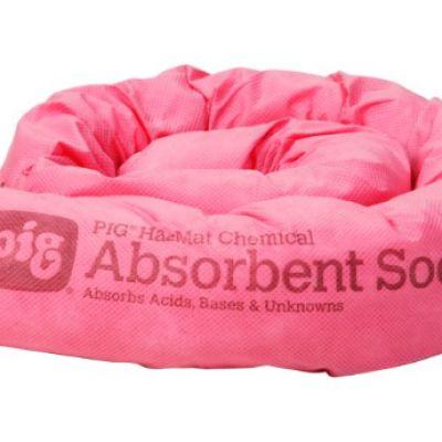 Pig Haz-Mat Absorbent Socks 124CR