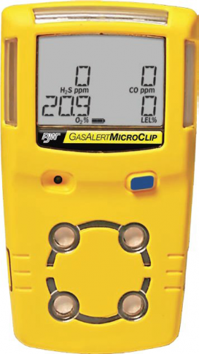 BW Portable Multi-Gas Detector
