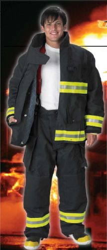 CEOSX1000 Fire Suit Blue (Medium)