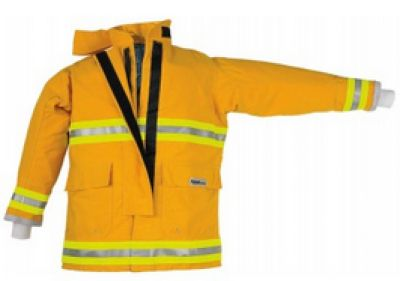 OSX Attack Fire Suit Yellow XXL