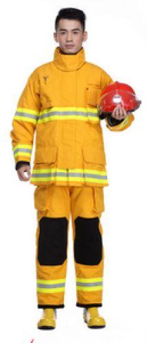 QD Fire Suit Yellow XL
